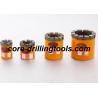 Diamond 60MM Core Drill Bit For Steel , Impregnated Core Bore Diamond Core Bit Manufactures