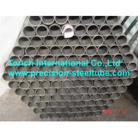 China Boiler / Superheater Seamless Heat Exchanger Tubes Carbon Molybdenum Alloy Steel on sale