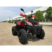 200CC CVT Automatic Utility ATV Air Cooled 4 Strokes Motor for Forest road Manufactures