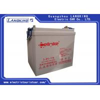 Factory best selling 6V/170AH golf cart battery/ Maintenance-free battery /dry battery for electric car Manufactures