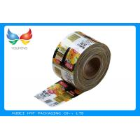 Combo - Pack Heat Plastic Stretch Sleeve Labels , PET Plastic Sheet Shrink Film Manufactures