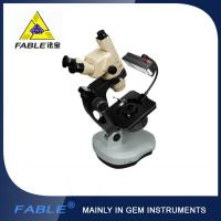 Ellipse base Generation 3rd Swing arm type Gem Microscope F12 Trinocular lens Manufactures