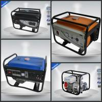 1800 W Open Small Gasoline Generator Set Single Phase Three Loops Energy - Saving Manufactures