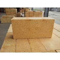 China High Temperature Fireclay Bricks For Metal Mixer Furnace , Blast Furnaces on sale