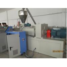 Polyolefin Wood Plastic Extrusion Line , PVC Window Door Profile Manufacturing Machine Manufactures