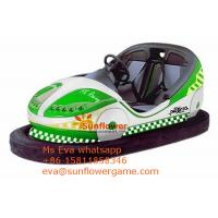 Italy Amusement Park Adult Ground Electric Bumper Cars For Sale Newest Bumper Cars Manufactures