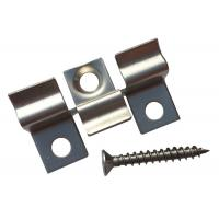 Buy cheap Composite decking accessories stainless steel metal locking snap quick fastener from wholesalers