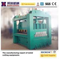 Buy cheap Galvanized Steel Plate Leveling Machine CR And Stainless Steel from wholesalers