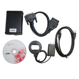 VVDI VAG Commander VAG Diagnostic Scanner Immo Plus 8.0 Manufactures