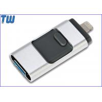 China 8GB USB3.0 USB Memory Stick OTG 3 IN 1 Functions for Different Devices on sale