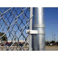 "1"" 2"" Flexible Plastic Coated Chain Link Fencing For Hillside Protection Manufactures"
