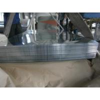 Hot Dipped Galvanized Steel Sheet / Sheets , Big Spangle For Outer Walls Manufactures