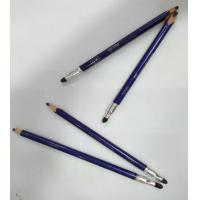 China Harmless Permanent Makeup Tattoo Eyebrow Liner Pencil With Brush Several Colors on sale