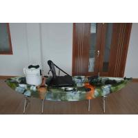 OEM Single Tandem Fishing Kayak 5mm Hull Thick For Relaxing Outdoor Fishing Manufactures