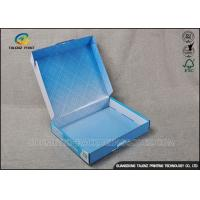 Foil Stamping Computer Packaging Box Pantone Printing PVC Window Displaying Manufactures