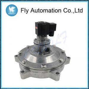 Aluminium Alloy Air Pulse Valve DCF-Y-80 / 3.5 Inch Pneumatic Pulse Valve Manufactures