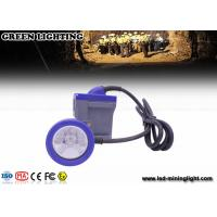 High Brigtness Coal Miners Lamp Lantern , Explosion Proof Led Miner Headlamp Manufactures