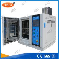Table Top Temperature Humidity Chamber , Temperature and Humidity Testing Instrument Manufactures