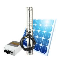 dc brushless solar water pump high pressure solar well water pump 3SPSC5.0/65-D48/750 >=1 Pieces Manufactures