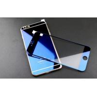 Quality Mirror Tempered Glass Screen Protector for iPhone 5 iPhone6 iPhone 6 plus Full body Screen Protector for sale