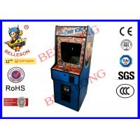 19''LCD Screen upright arcade machine one side two players with Adjustable volume button Manufactures