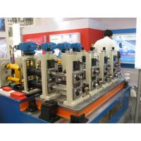 China HG219 HF Straight seam welded tube Mill line on sale