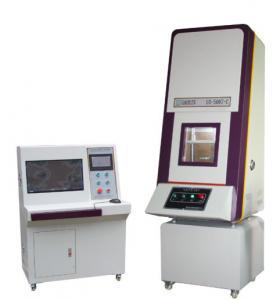 PLC Control Servo Drive Battery Crush Testing Equipment IEC 62133 Manufactures