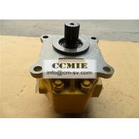 Buy cheap CE Shantui spare parts bulldozer steering oil pump sd22 dozer hydraulic pump assy from wholesalers