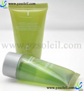 30ml soft tube green tea essence nourishing shampoo for hotel use Manufactures