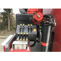 Quality Six Cylinder Inter Cooling Emergency Rescue Vehicle 8655×2500×3500mm for sale