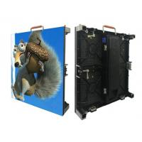 P3.91 Backdrop Outdoor LED Video Wall Easy To Transport With Good Flatness Manufactures
