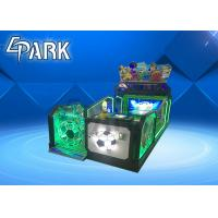 Kids Sports Football Two-Person Mode Arcade Games Machines OEM / ODM Manufactures