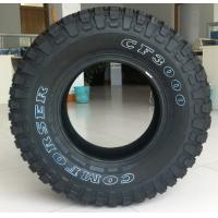 PCR tire 31×10.50R15LT 109Q 6PR OWL for SUV Manufactures