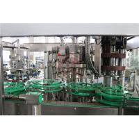 Industrial Glass Bottle Filling Capping Machine Manufactures