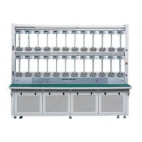 Glass 0.1 Fully Automatic Close Link Single Phase Energy Meter Test bench For 24 P Manufactures
