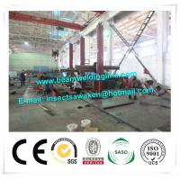 Automatic Pipe Welding Column and Boom Manipulator For Pressure Vessel Manufactures