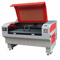Quality 1610 120W CO2 Glass Tube Laser Engraving And Cutting Machine for Garment for sale