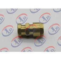 Durable Bicycle Brass Hex Head Nuts CNC Turning And Milling Process Manufactures