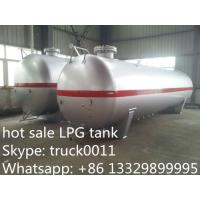 Quality ASME factory price CLW brand 100,000L bulk lpg gas storage tank for sale, best for sale