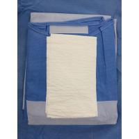 Disposable Protective Clothing Non Toxic Disposable Gowns For Hospitals for sale