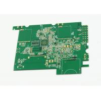 LPI Green Printed Multilayer Circuit Board AOI / Electrical Tested Manufactures