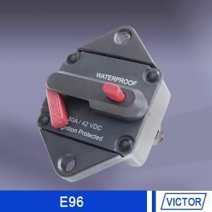 14V DC Bussmann Circuit Breaker 5A10A 15A 20A 25A 30A 40A 50A , 1 pole circuit breaker Manufactures
