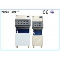 Energy Saving Water Cooled Ice Machine 145Kg / 24H Output 10A Power Plug Manufactures