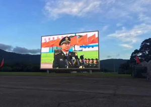 6500 Cd/Sqm Standing Led Display Manufactures