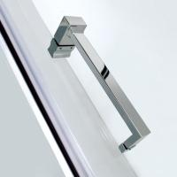 Quality Bright Anodized Mirror Polish Aluminum Extrusion Profiles For Shower Room for sale