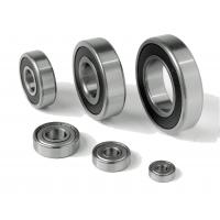 low libration carbon steel and GCr15 angular contact deep groove ball bearings Manufactures