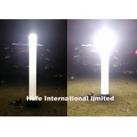 1000W Metal Halide Mobile Led Tower Work Light For Sports & Special Event Manufactures