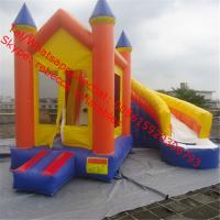 Inflatable Bounce House and Slide Combo Manufactures