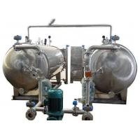 380V Electric Retort  Food Sterilization Equipment 150 - 600Bottle/min Manufactures