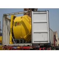 Light Weight Stationary Concrete And Mortar Mixer Planetary Static Concrete Mixer Manufactures
